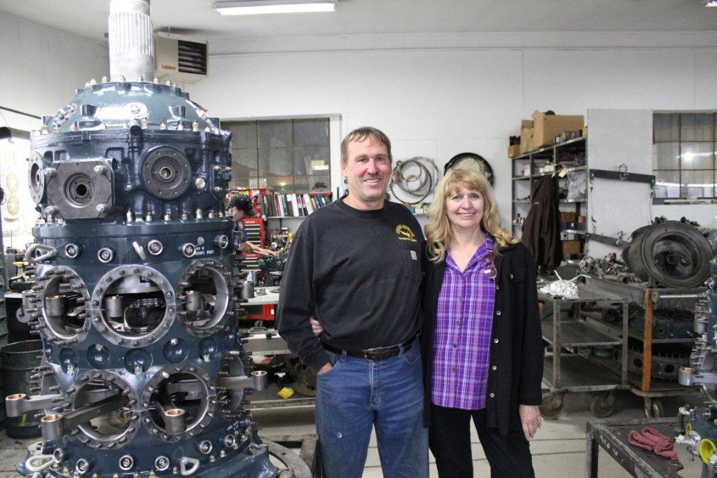 Specialists in Radial Engine Overhaul