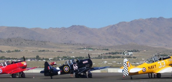 2013 Reno Air Races